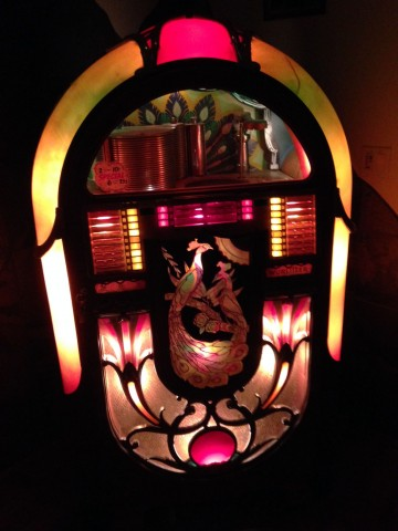 Wurlitzer 850 Jukebox